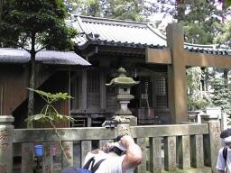 明神ヶ岳 1169�b 1998.07.27.(日)